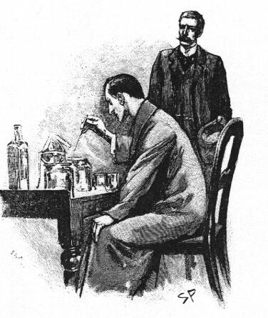 Holmes and Chemistry
