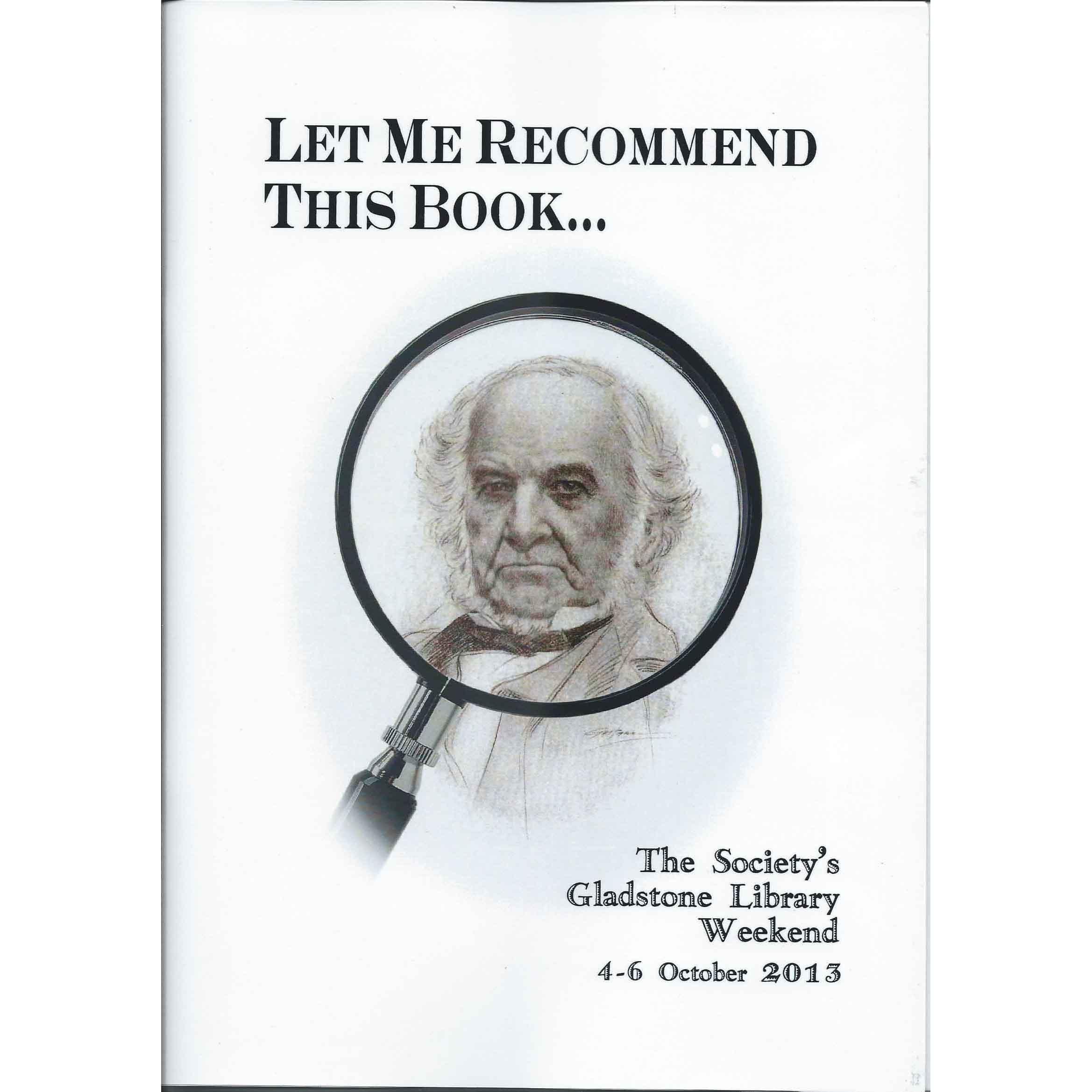 Let Me Recommend