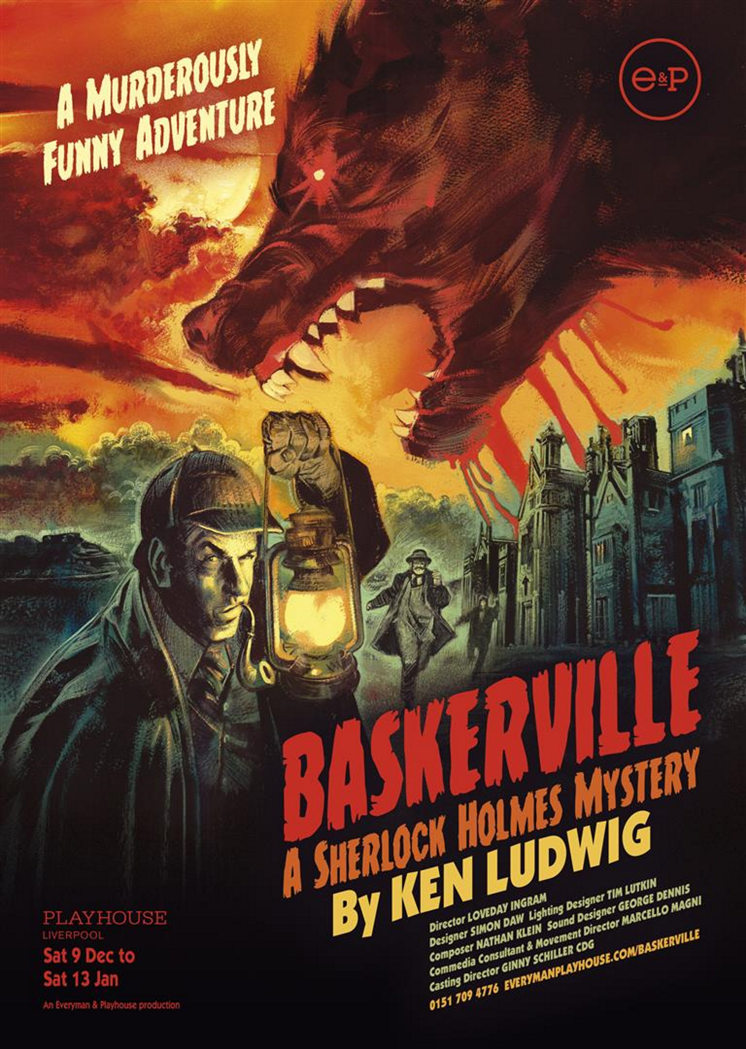 the hound of the baskervilles main characters