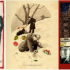 Sherlock Holmes Christmas Cards