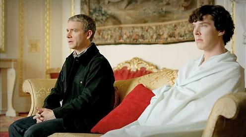 BBC Sherlock Series 2