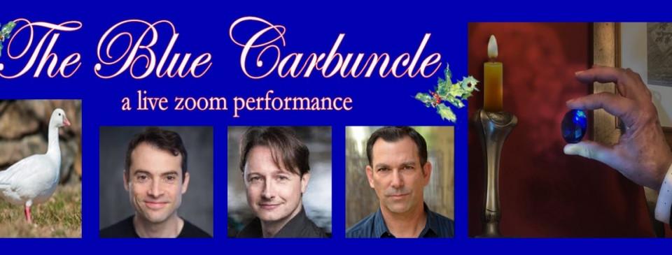 The Blue Carbuncle