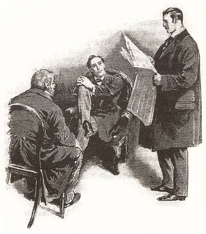 The Sherlock Holmes Society - AGM